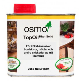 Osmo Top-Oil 3068 Natur matt 0,5 liter